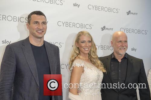 Wladimir Klitschko and Rainer Schaller 1