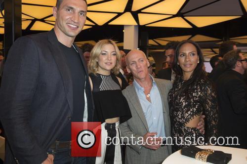 Wladamir Klitschko, Kate Hudson, David Kirsch and Barbara Becker 3