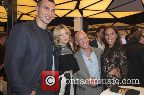 Wladamir Klitschko, Kate Hudson, David Kirsch and Barbara Becker 4