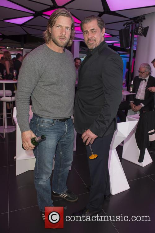 Henning Baum and Sven Martinek 4