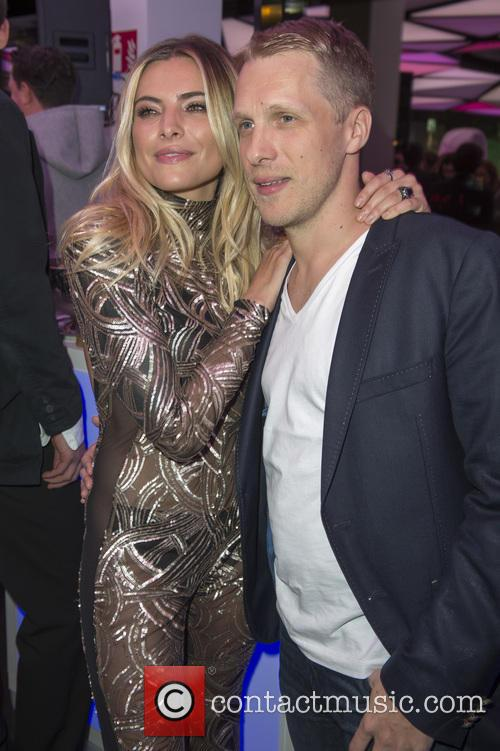 Sophia Thomalla and Oliver Pocher 5