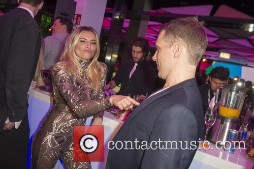Sophia Thomalla and Oliver Pocher 10