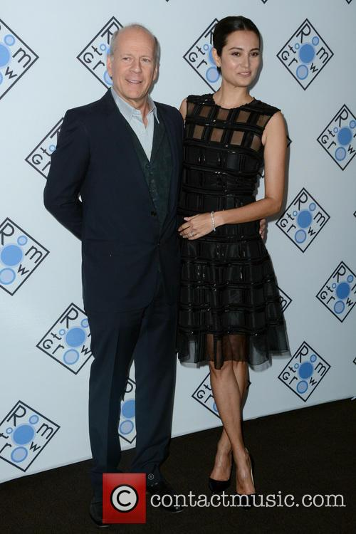 Bruce Willis and Emma Heming Willis 4