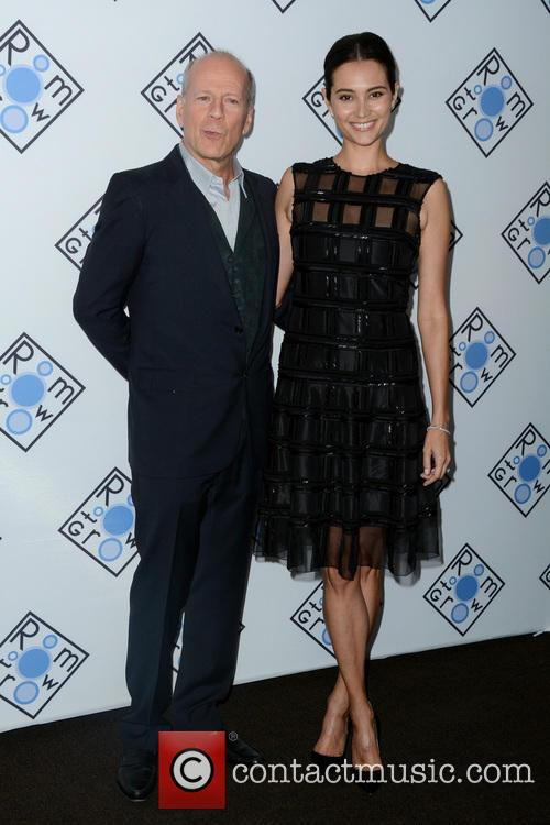 Bruce Willis and Emma Heming Willis 7