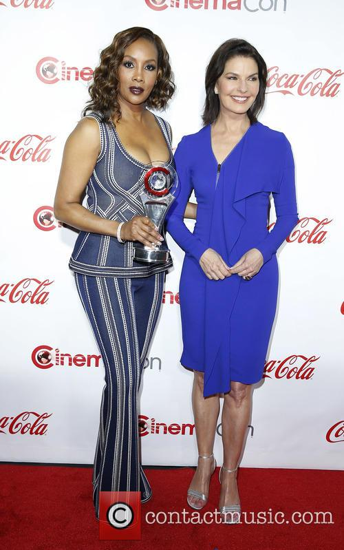 Vivica A. Fox and Sela Ward 3
