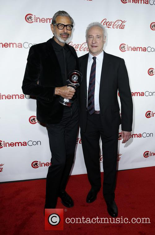 Jeff Goldblum and Brent Spiner 6