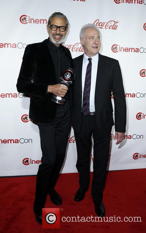 Jeff Goldblum and Brent Spiner 7