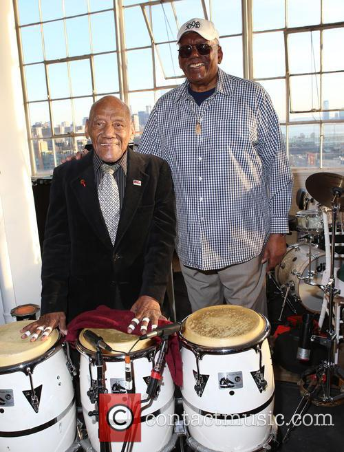 Candido and Randy Weston 1
