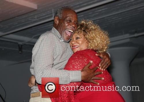 Danny Glover and Sweet Georgia Brown