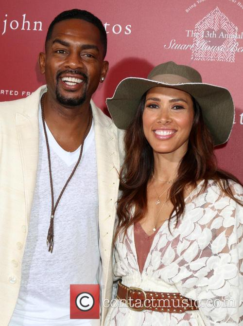 Bill Bellamy and Kristen Bellamy 2