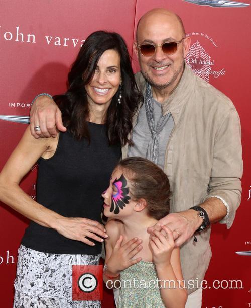 Joyce Varvatos, Thea Varvatos and John Varvatos 1