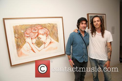 Brent Bolthouse and Brandon Boyd 1
