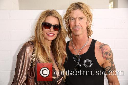 Susan Holmes-mckagan and Duff Mckagan 6