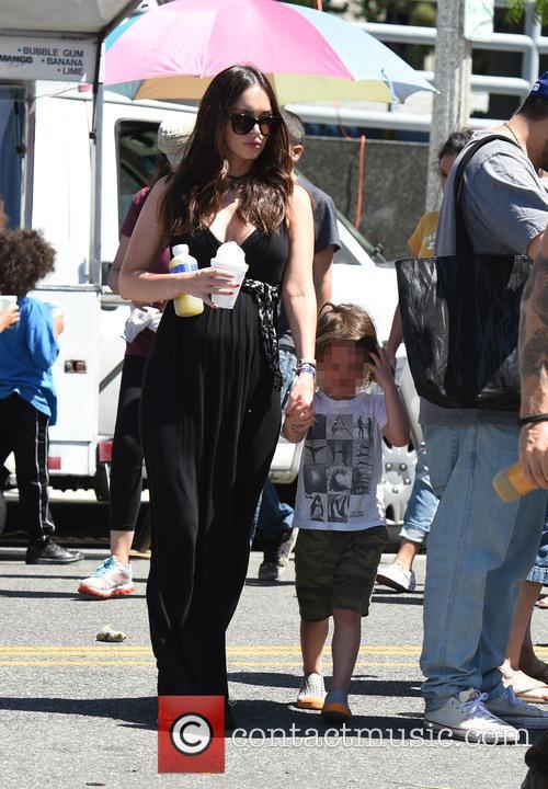 Megan Fox and Noah Shannon Green 10