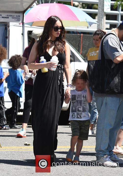 Megan Fox and Noah Shannon Green 11