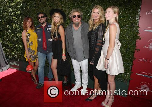 Sammy Hagar and Kari Hagar 2