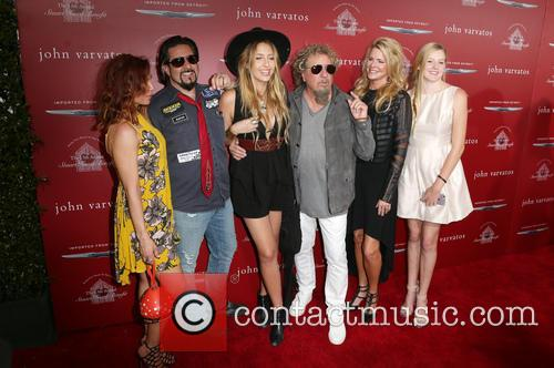 Sammy Hagar and Kari Hagar 3
