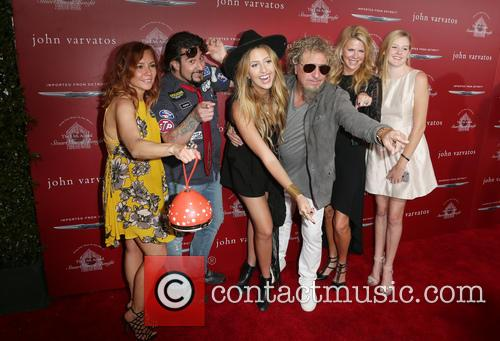 Sammy Hagar and Kari Hagar 4