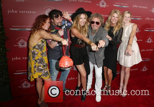 Sammy Hagar and Kari Hagar 6