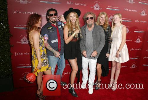 Sammy Hagar and Kari Hagar 7