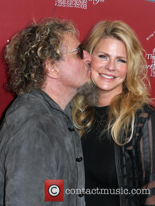 Sammy Hagar and Kari Hagar 10