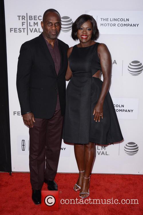 Julius Tennon and Viola Davis 1