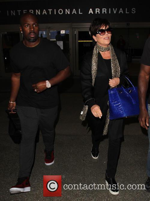 Kris Jenner and Corey Gamble 5