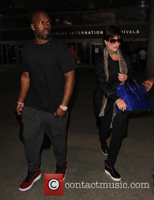 Kris Jenner and Corey Gamble 8