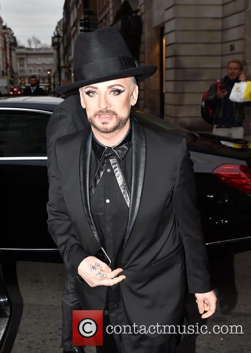 Boy George Will Not Be Returning To The Voice UK