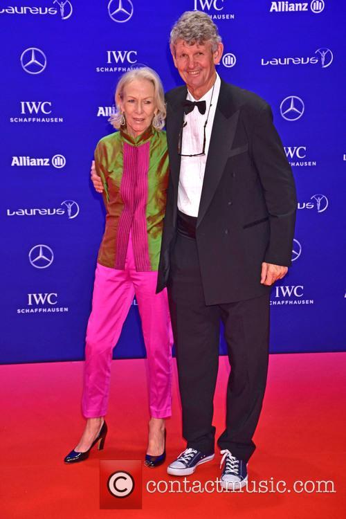 Jenny Du Plessis and Morne Du Plessis 1
