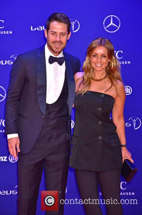 Jamie Redknapp and Louise Redknapp 2