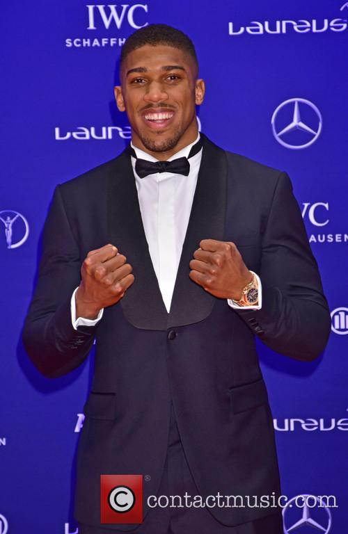 Anthony Joshua 1