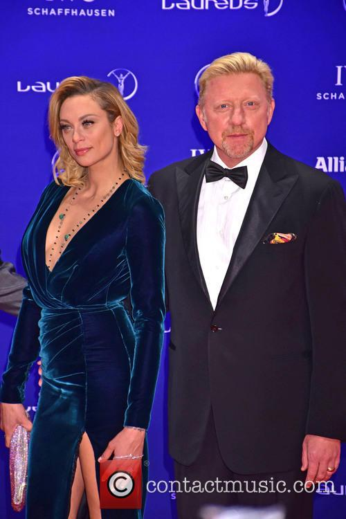 Lilly Becker and Boris Becker 5