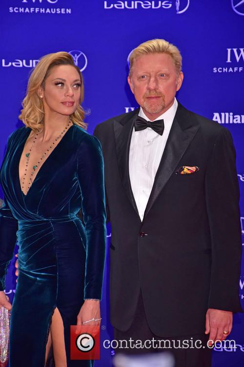Lilly Becker and Boris Becker 6