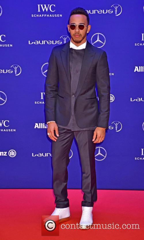 Lewis Hamilton 1