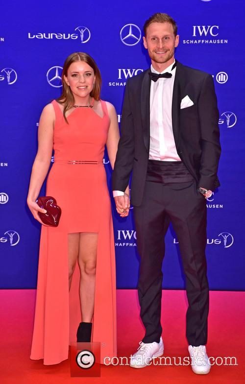 Lisa and Benedikt Hoewedes 1