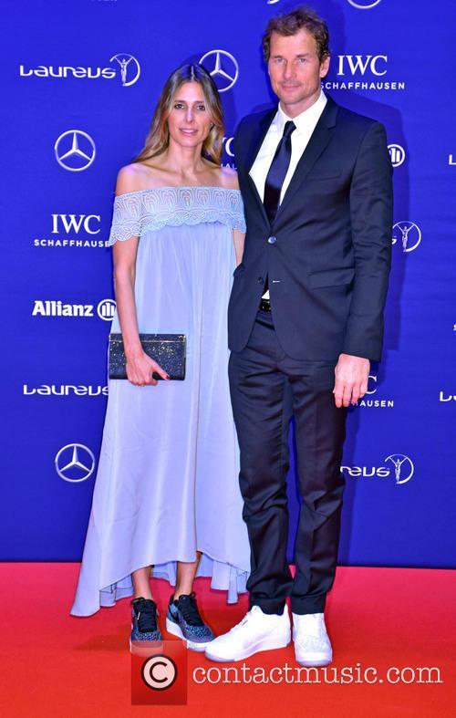 Conny Lehmann and Jens Lehmann 1