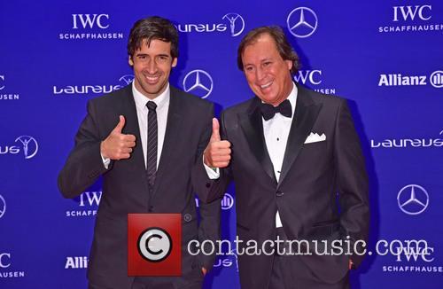 Raul Gonzalez Blanco and Gabriel Masfurroll 1