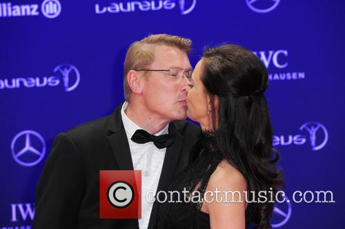 Marketa Remesova and Mika Häkkinen 5