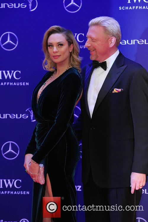 Lilly Becker and Boris Becker 10