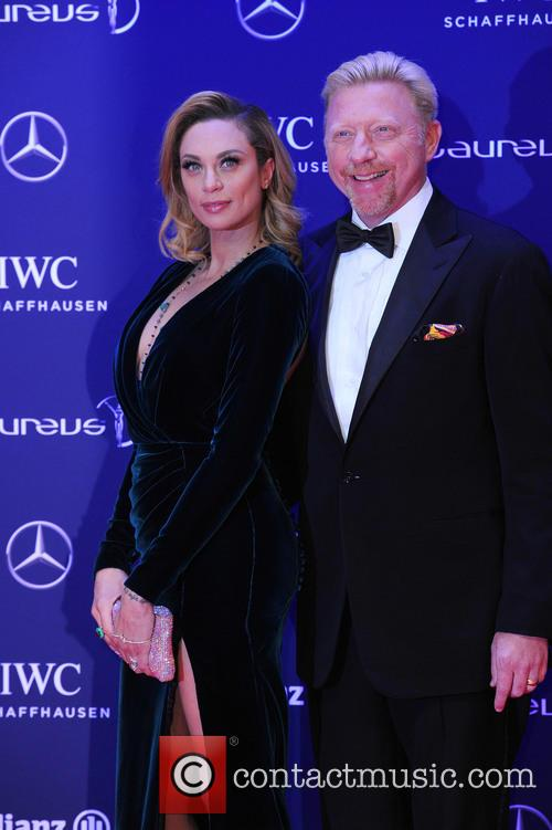 Lilly Becker and Boris Becker 11
