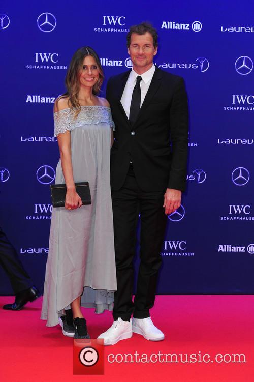 Conny Lehmann and Jens Lehmann 5