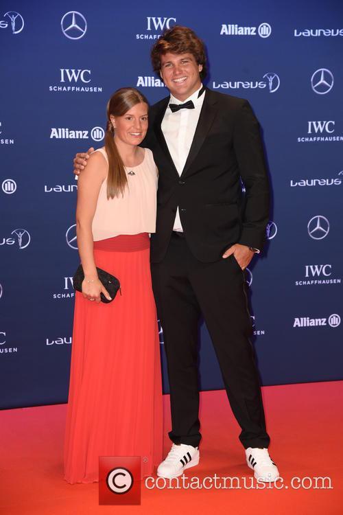 Philip Koester and Girlfriend Maza 3