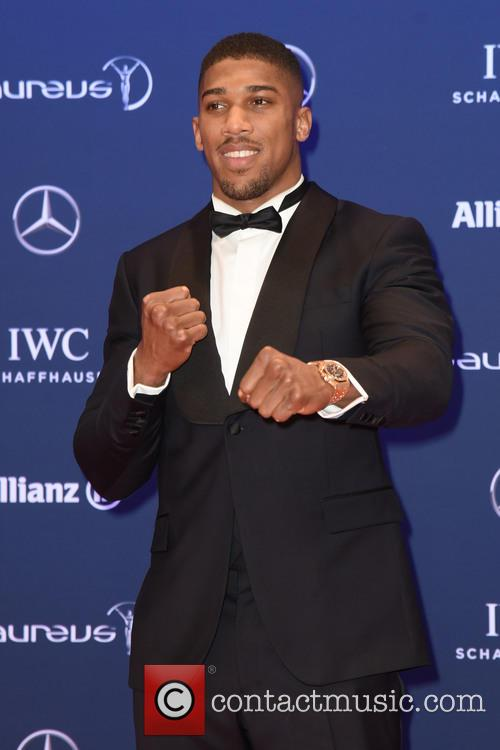 Anthony Joshua 5