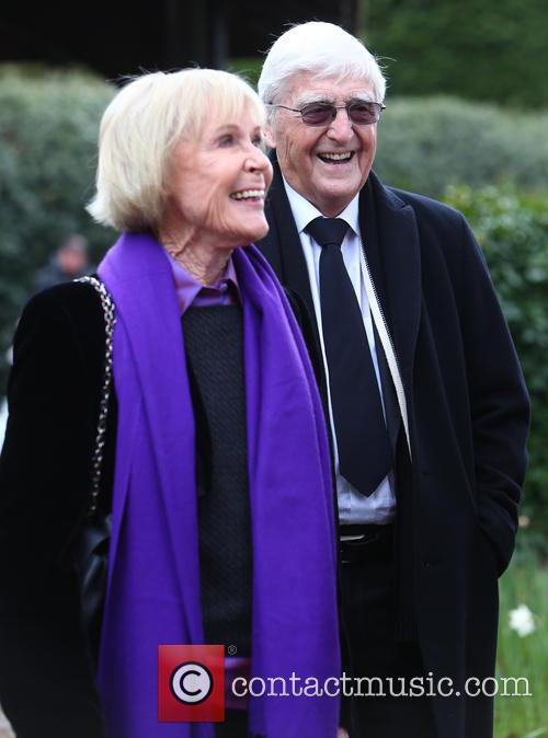 Michael Parkinson and Mary Parkinson 2