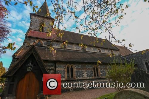 Ronnie Corbett and The Parish Church Of St. John The Evangelist 3
