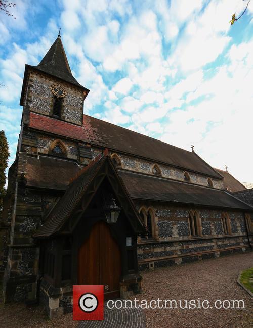 Ronnie Corbett and The Parish Church Of St. John The Evangelist 4