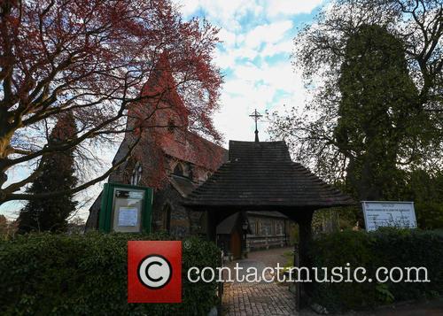 Ronnie Corbett and The Parish Church Of St. John The Evangelist 5