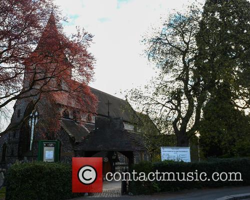 Ronnie Corbett and The Parish Church Of St. John The Evangelist 6