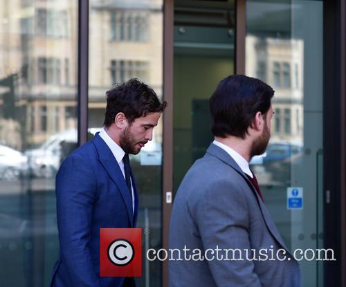 Danny Cipriani at Westmister Magistrates Court
